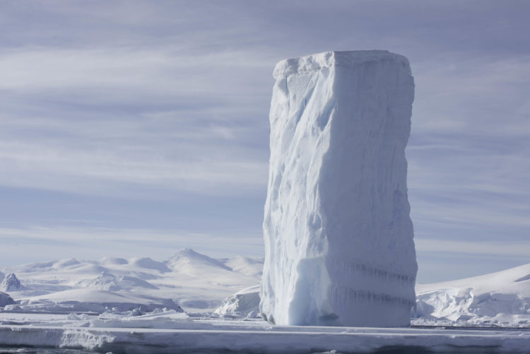 Antarctica- Reflections of the Ice Axe Ski Cruise   Ascent ...