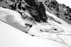 Taos Backcountry with Carlo and Ben