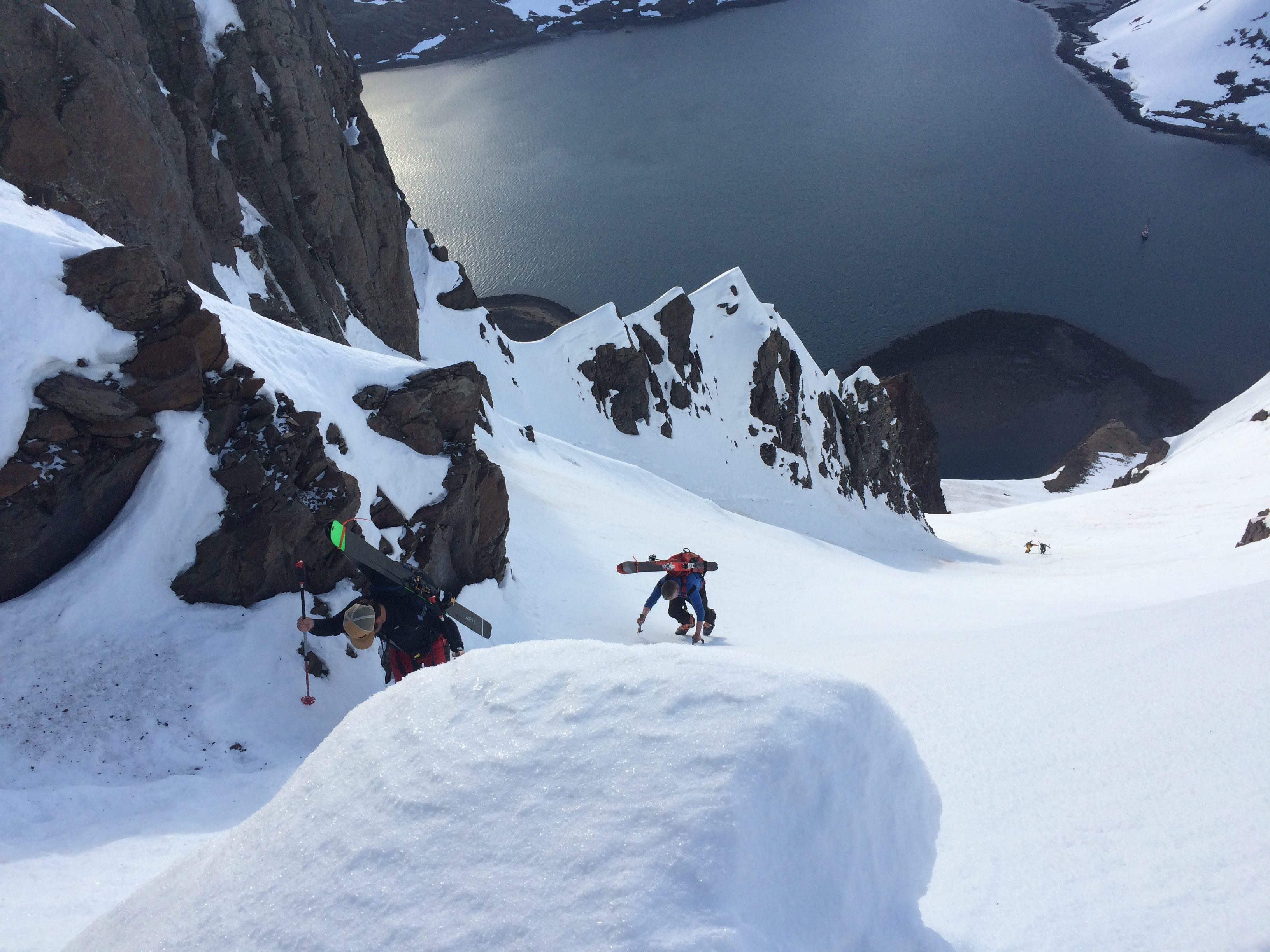 A Pirate's Bounty- Skiing and Sailing in Iceland's ...