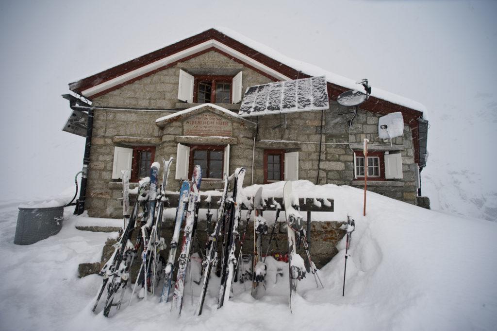 Albert Heim Hut
