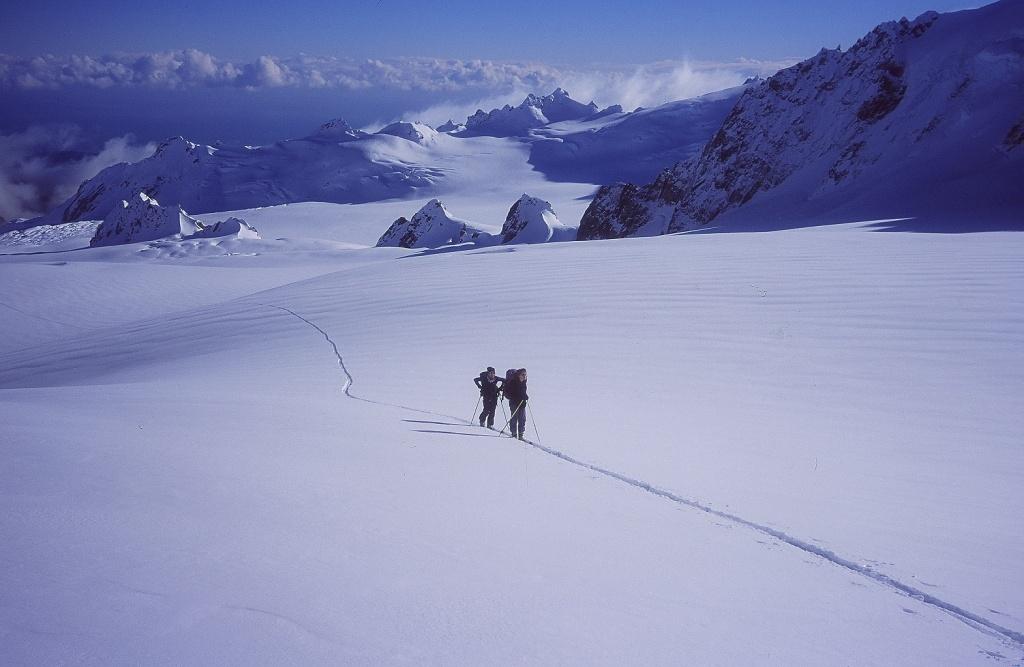 Upper Franz Josef Glacier