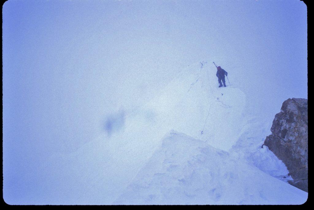 19 Shish Steve almost at central peak